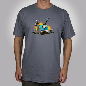Living Room Legend Men's T-Shirt - Glennz Tees