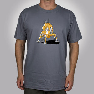 Lunar Studio Men's T-Shirt - Glennz Tees