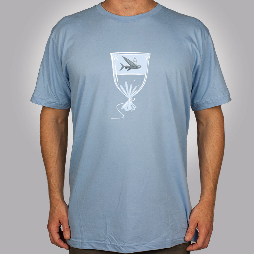 New Fish Men's T-Shirt - Glennz Tees