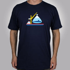 New Submarine Men's T-Shirt - Glennz Tees