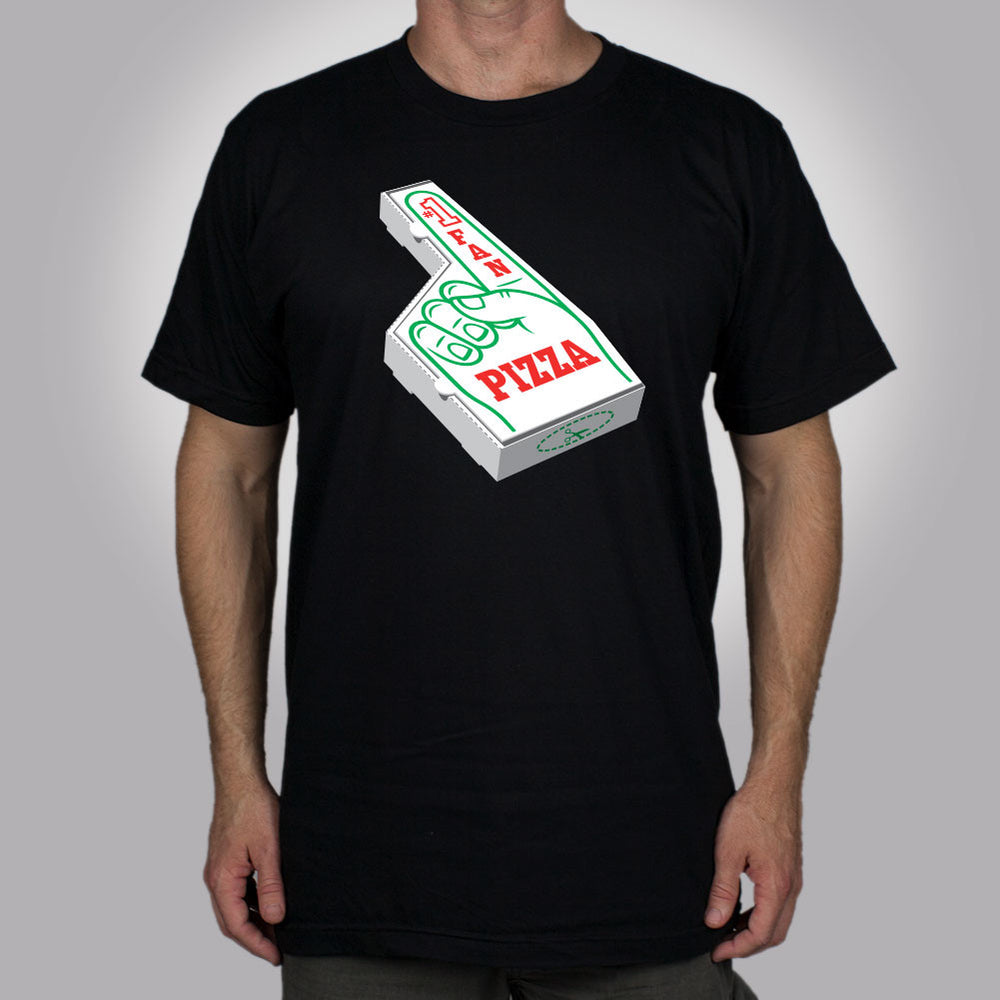 Pizza Fan Men's T-Shirt - Glennz Tees