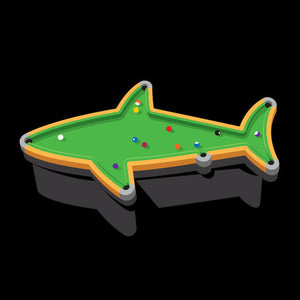 Pool Shark Design - Glennz Tees