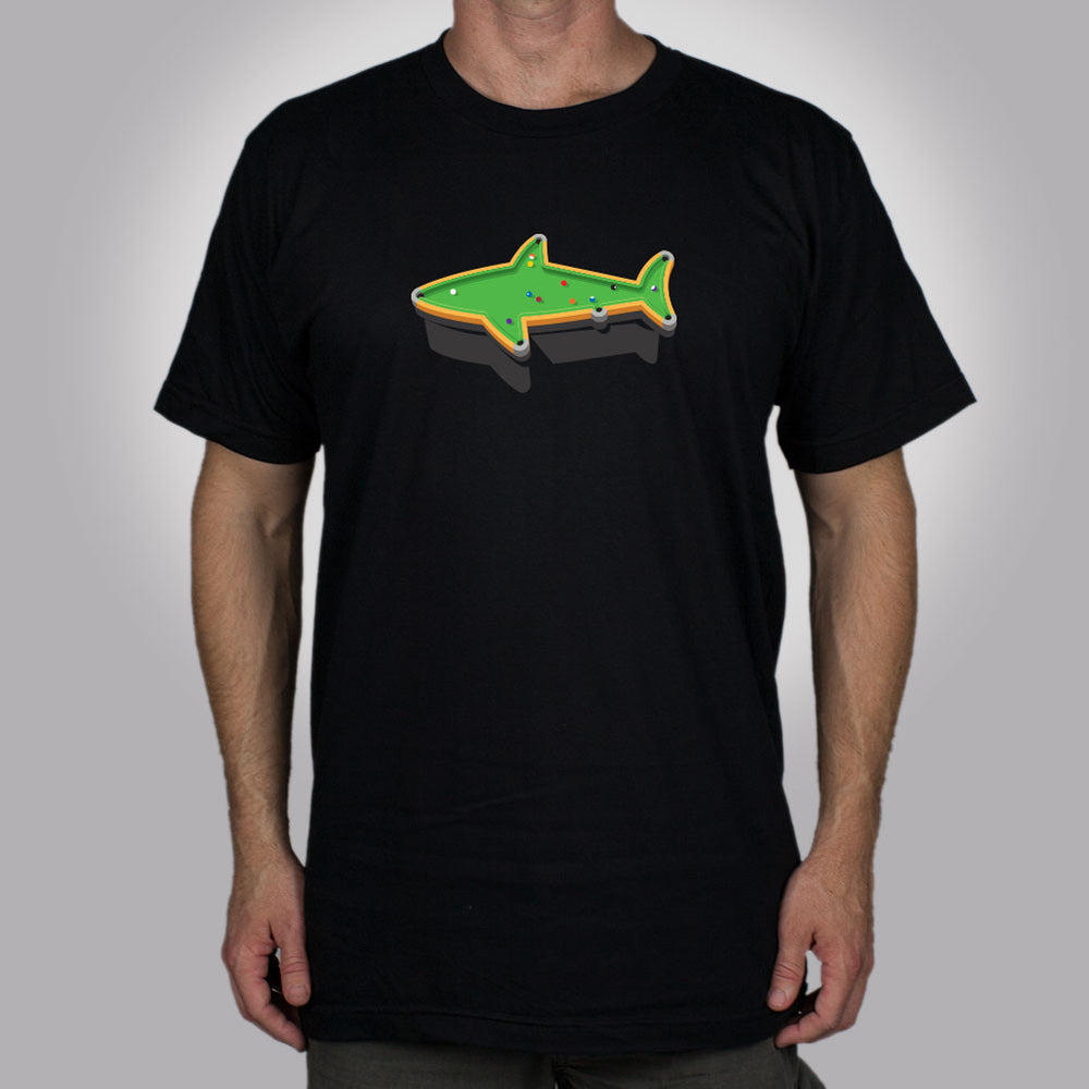 Pool Shark Men's T-Shirt - Glennz Tees