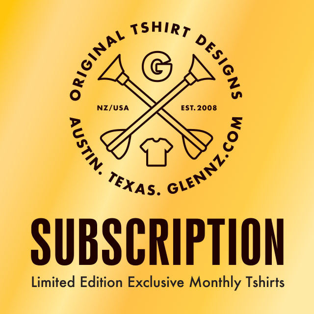Glennz Tees VIP Subscription