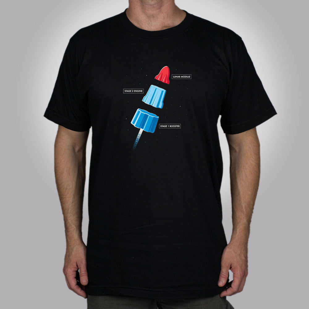 Rocket Science T-Shirt - Glennz Tees