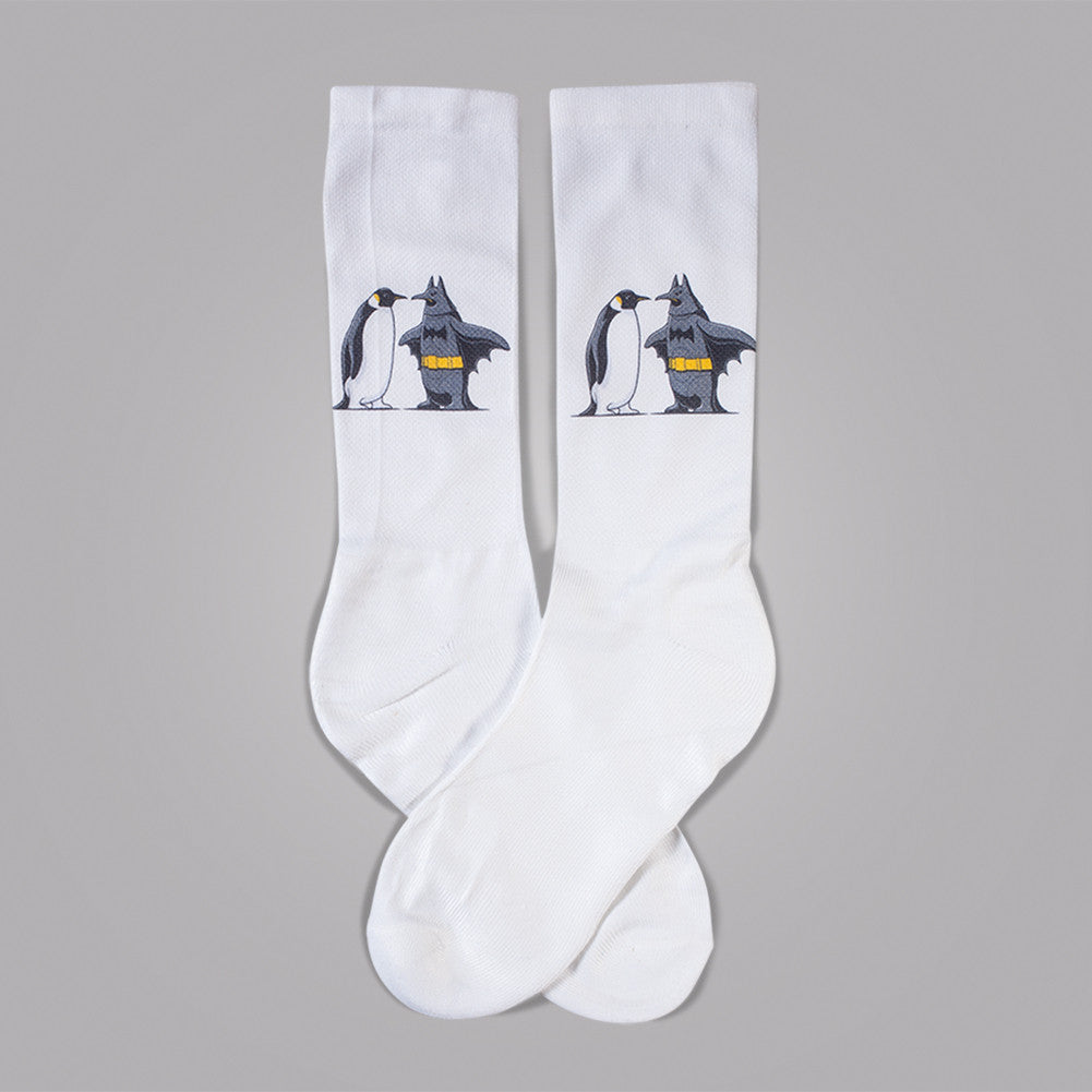 Arch Enemies Socks - Glennz Tees