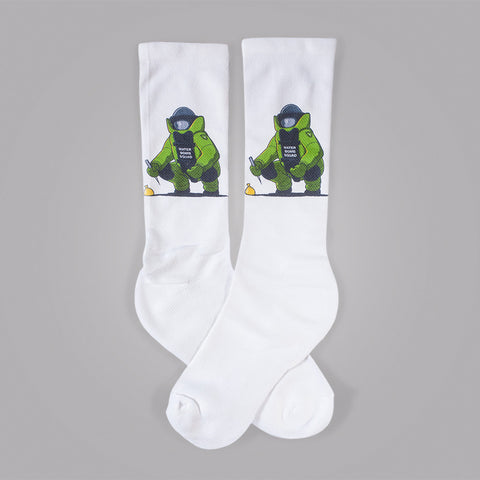 Water Bomb Squad Socks