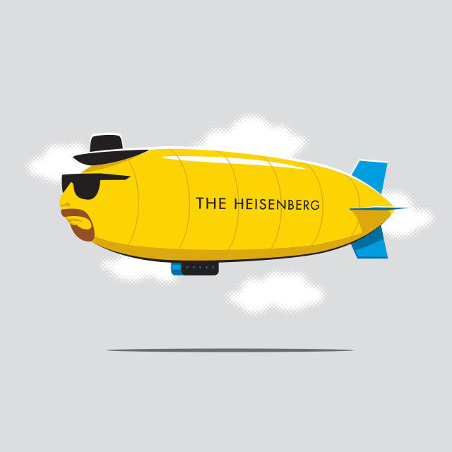 The Heisenberg Glennz Design - Glennz Tees