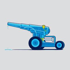 Water Cannon Glennz Design - Glennz Tees