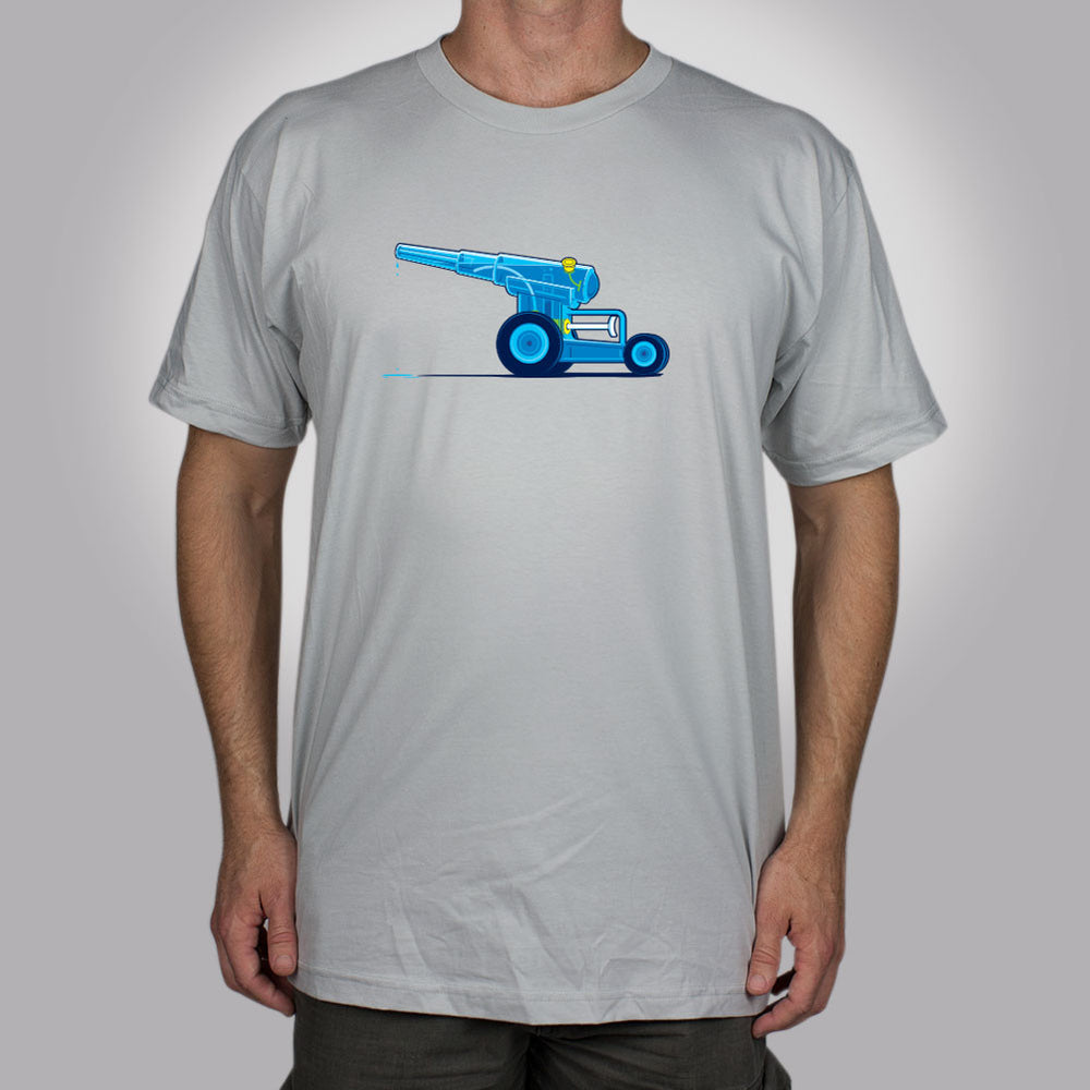 Water Cannon Men's T-Shirt - Glennz Tees