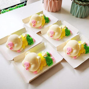 3D Mousse Pudding Ice Cream Mold