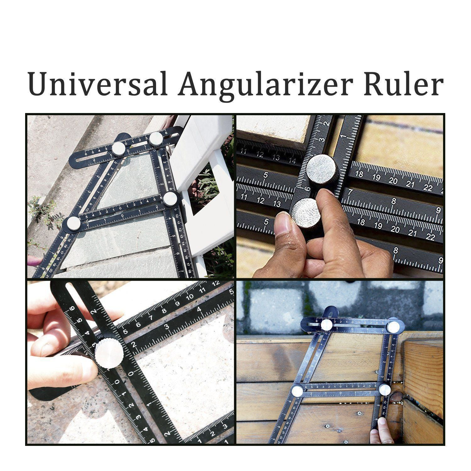 Amenitee Universal Angularizer Ruler