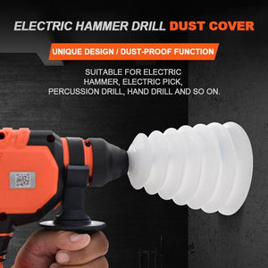 Electric Hammer Drill Anti-Dust Cover