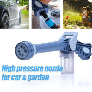 Pre-Slae>>>Eight in One Multifunctional Sprinkler Car Washing Gun