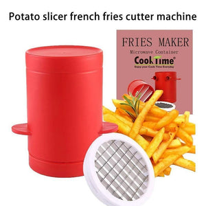 Potato Slicers French Fries Cutter Machine