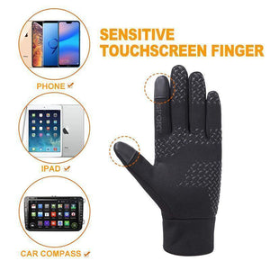 Thermal Gloves for Touch Screen