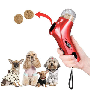 Pet Food Feeder & Interactive Pet Training