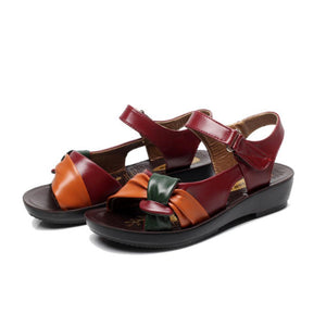 Comfortable Flat Sandals With Soft Soles