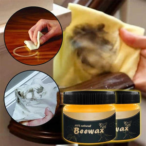 Natural Beewax, furniture care polishing