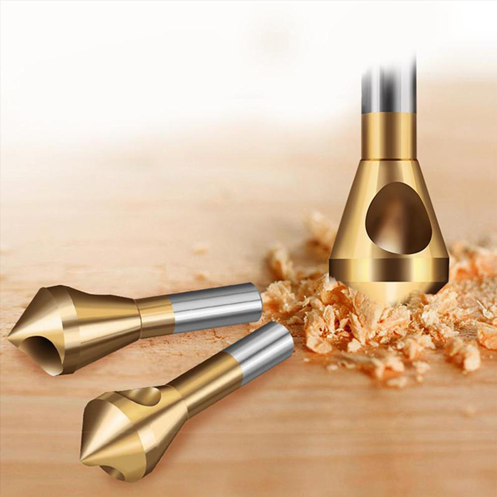 Chamfer Countersink Bit Set
