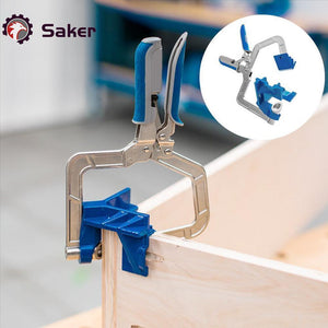 Saker 90 Degree Corner & T-Type Joints Corner Clamp