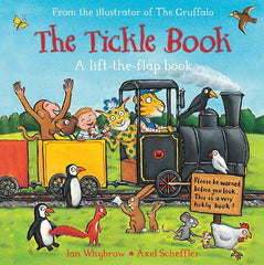 The Tickle Book cover