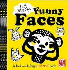 Funny Faces Book cover