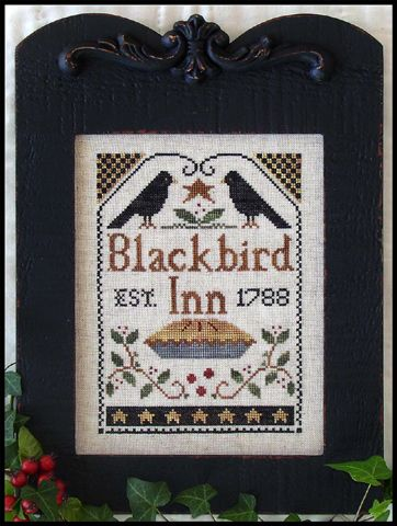 Blackbird Inn | Little House Needleworks
