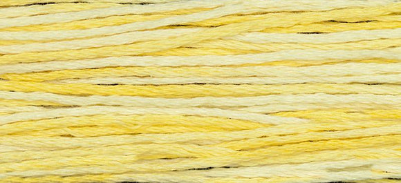 Banana Popsicle | Weeks Dye Works - Hand-Dyed Embroidery Floss