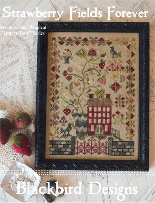 Strawberry Fields Forever: Magical Mystery Tour #2 | Blackbird Designs