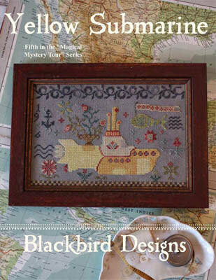 Yellow Submarine: Magical Mystery Tour #5 | Blackbird Designs