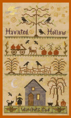 Haunted Hollow | Elizabeth's Designs