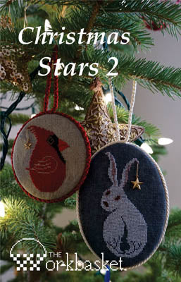 Christmas Stars 2 (includes charms) | The Workbasket