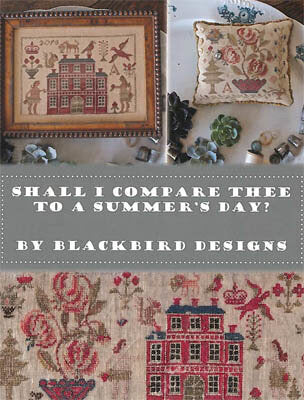 Shall I Compare Thee to a Summer Day | Blackbird Designs