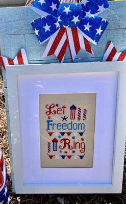 Freedom | Pickle Barrel Designs New Release