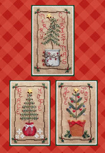 Christmas Tree Trio | Waxing Moon Designs