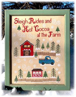 At the Farm | Pickle Barrel Designs New Release
