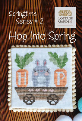 Hop into Spring - Springtime Series #2 | Cottage Garden Samplings
