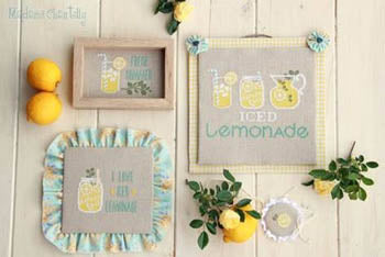 Iced Lemonade | Madame Chantilly