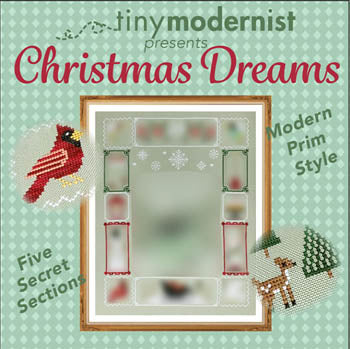 New! Christmas Dreams Mystery Series Part 1 | Tiny Modernist