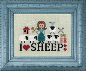 I Love Sheep | Jardin Prive