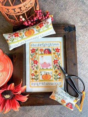 Rustic Autumn Set - 3 fall farmhouse designs | Tiny Modernist
