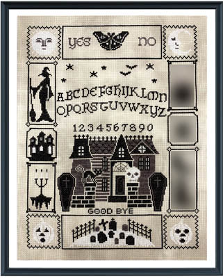Halloween Ouija Mystery Series in 5 parts | Tiny Modernist
