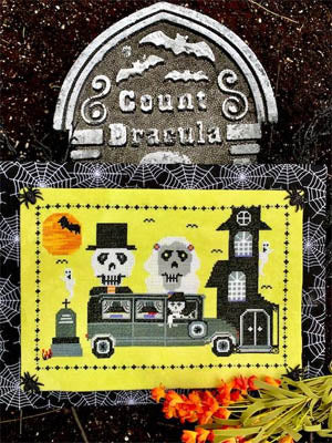New! Count Dracula | Pickle Barrel Designs