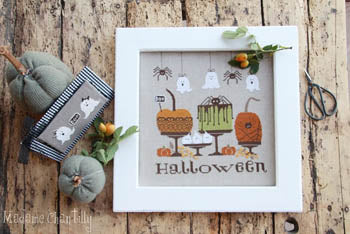 Halloween Goodies | Madame Chantilly