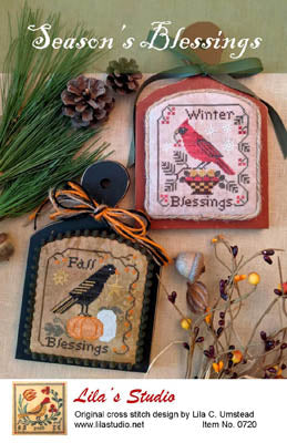 New! Season's Blessings | Lila's Studio