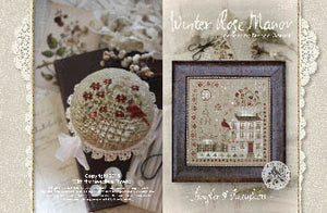 Winter Rose Manor | With Thy Needle & Thread