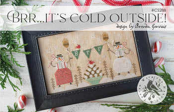 Brr... It's Cold Outside | With Thy Needle & Thread
