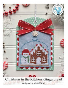 Christmas In the Kitchen - Gingerbread | Luminous Fiber Arts