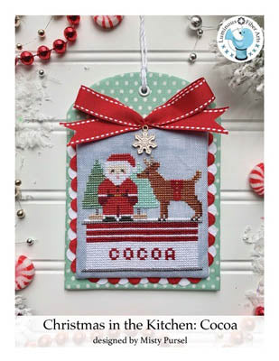 Christmas In the Kitchen - Cocoa | Luminous Fiber Arts